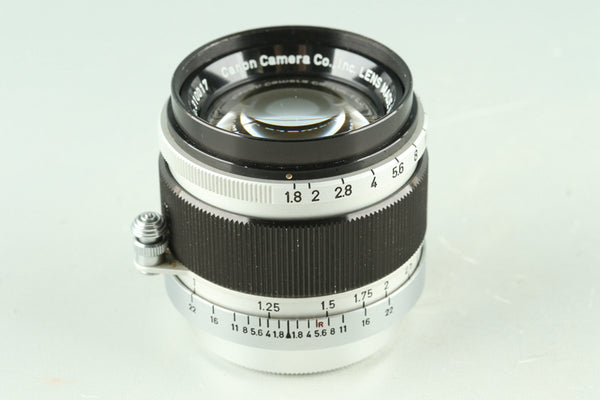 Canon 50mm F/1.8 Lens for Leica L39 #29366H23