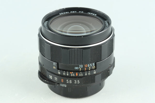 Asahi Pentax SMC Takumar 28mm F/3.5 Lens for M42 Mount #29373H23