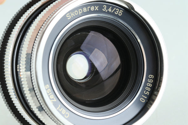 Carl Zeiss Skoparex 35mm F/3.4 Lens for Icarex #29401F4