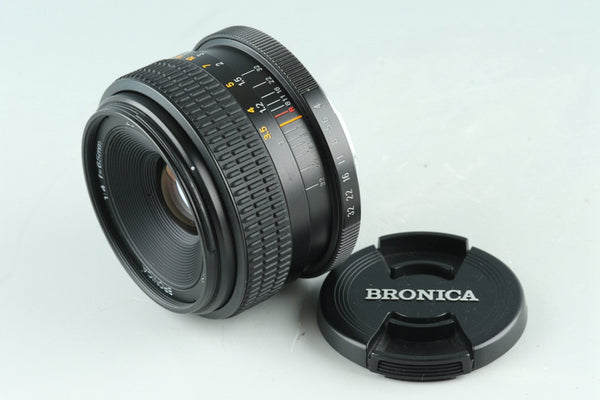 Bronica Zenzanon-RF 65mm F/4 Lens for RF645 #29407F4