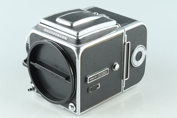 Hasselblad 500C/M Medium Format SLR Film Camera + A12 #29408F1