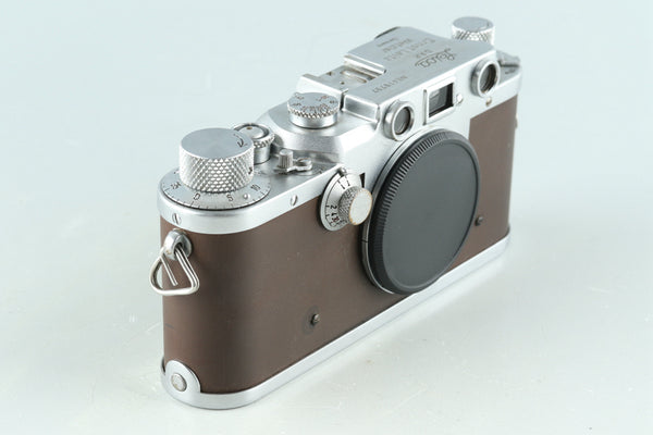 Leica Leitz IIIc 35mm Rangefinder Film Camera #29418D1
