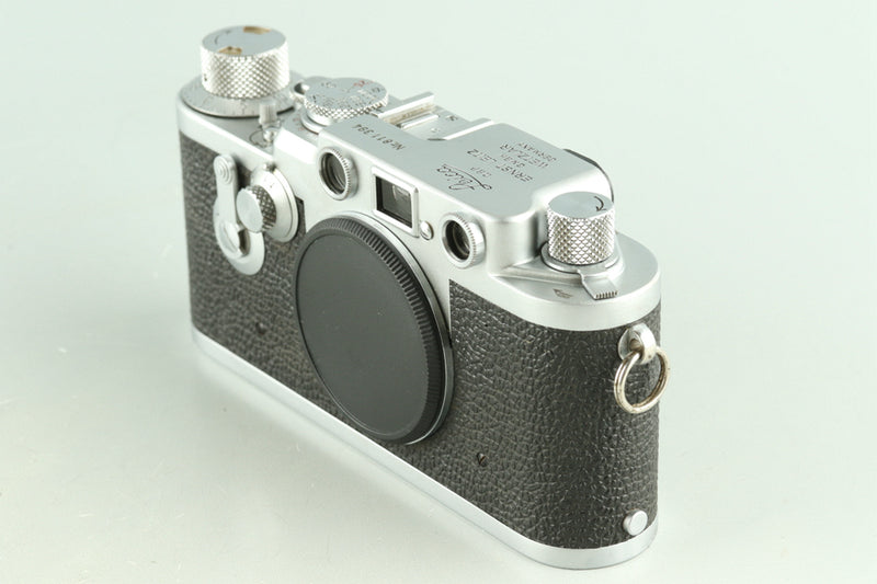 Leica Leitz IIIf 35mm Rangefinder Film Camera #29469D2