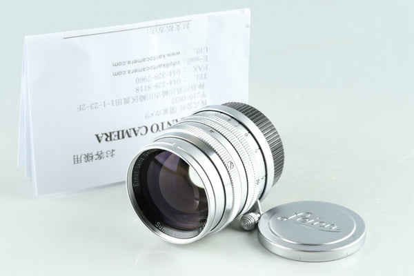 Leica Leitz Summarit 50mm F/1.5 Lens for Leica L39 #29470C1