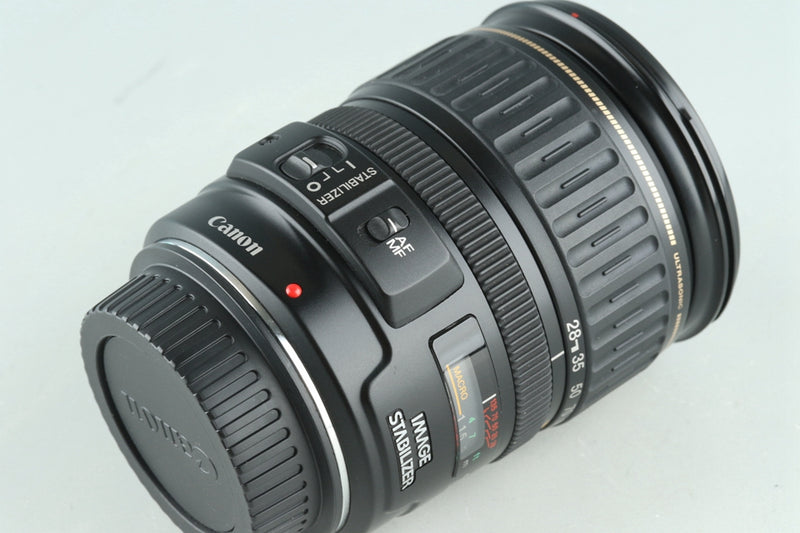 Canon EF 28-135mm F/3.5-5.6 IS Lens #29478G43