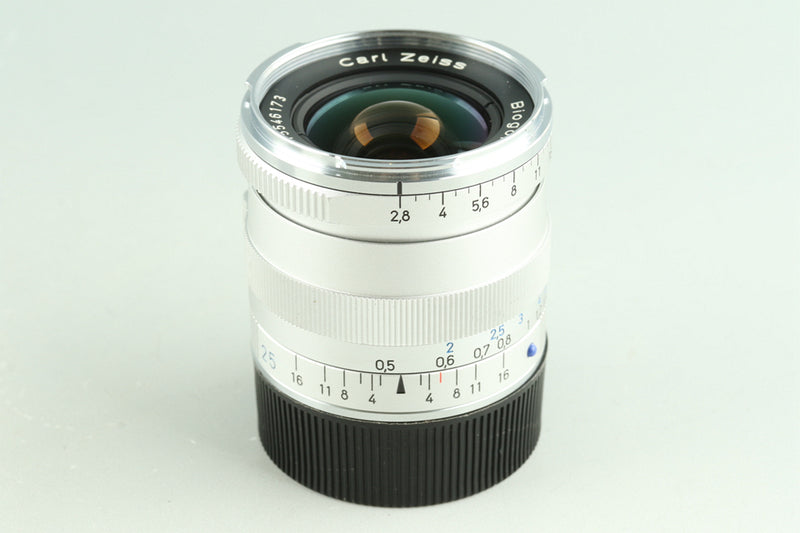 Carl Zeiss Biogon T* 25mm F/2.8 ZM Lens for Leica M #29483E6