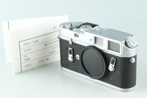 Leica M4 35mm Rangefinder Film Camera #29490D1