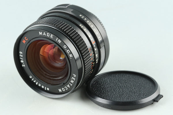 Pentacon electric 29mm F/2.8 Lens for M42 Mount #29522F4