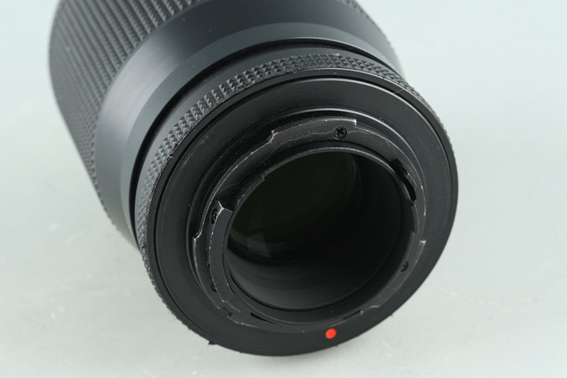 Contax Carl Zeiss Sonnar T* 135mm F/2.8 AEJ Lens for CY Mount #29555A1