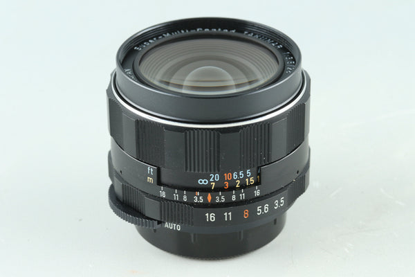 Asahi Pentax SMC Takumar 28mm F/3.5 Lens for M42 Mount #29597H23