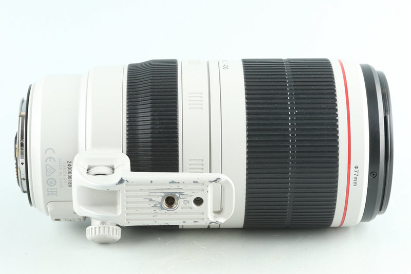 Canon EF 100-400mm F/4.5-5.6 L IS II USM Lens With Box #29636L
