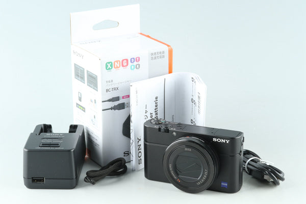 Sony Cyber-Shot DSC-RX100M3 Digital Camera *JP Language Only* #29683H32