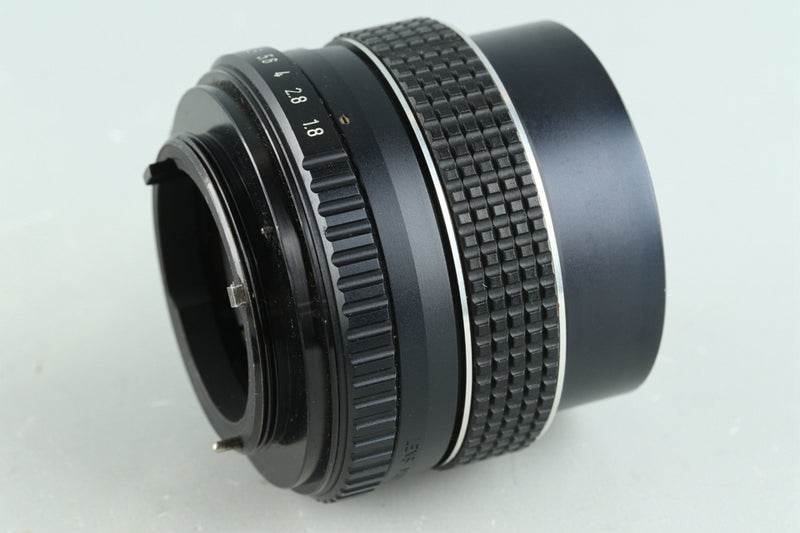 Asahi Pentax SMC Takumar 55mm F/1.8 Lens for M42 Mount #29710G33