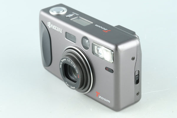 Kyocera T Zoom 35mm Point & Shoot Film Camera #29713D2