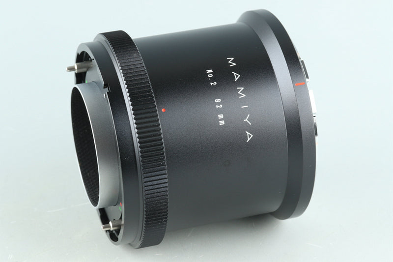 Mamiya Extension Tube No.2 82mm for RB67 #29736H22