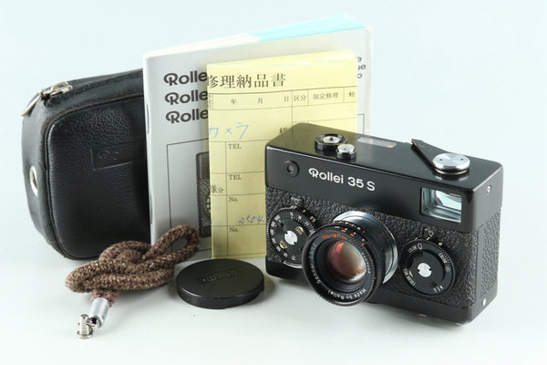 Rollei 35 S 35mm Compact Film Camera #29751D3