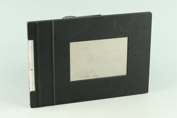 Horseman 8EXP / 120 6x9 Roll Film Holder #29755F2