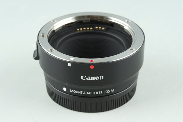 Canon Mount Adapter EF-EOS M #29781H21