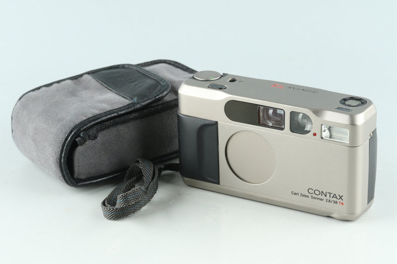 Contax T2D 35mm Point & Shoot Film Camera #29860D5