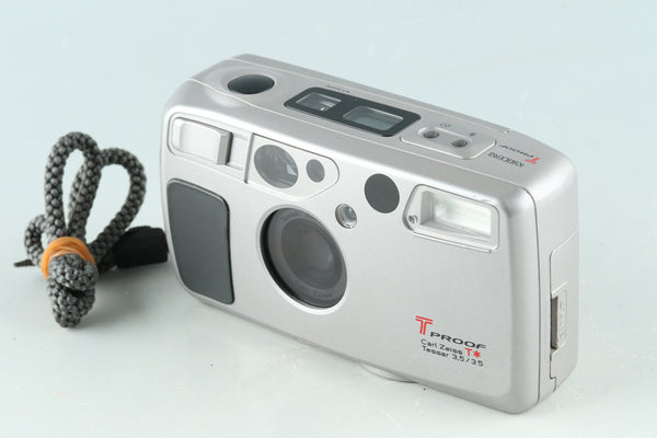 Kyocera T Proof 35mm Point & Shoot Film Camera #29877D1