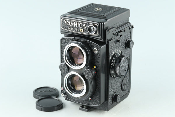 Yashica Mat-124 G Medium Format TLR Film Camera #29904E2