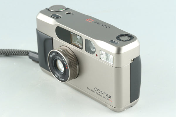 Contax T2 35mm Point & Shoot Film Camera #29907D2