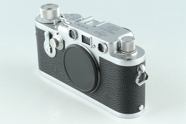 Leica Leitz IIIf 35mm Rangefinder Film Camera #29979E6