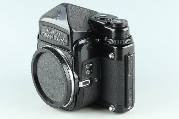 Asahi Pentax 6x7 TTL Medium Format SLR Film Camera #30006E2