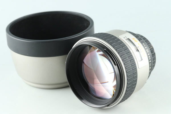 SMC Pentax-FA 85mm F/1.4 IF Lens for Pentax K #30008F5