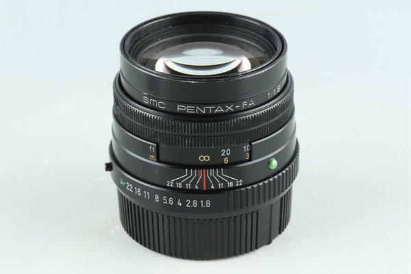 SMC Pentax-FA 77mm F/1.8 Limited Lens for Pentax K #30009G22