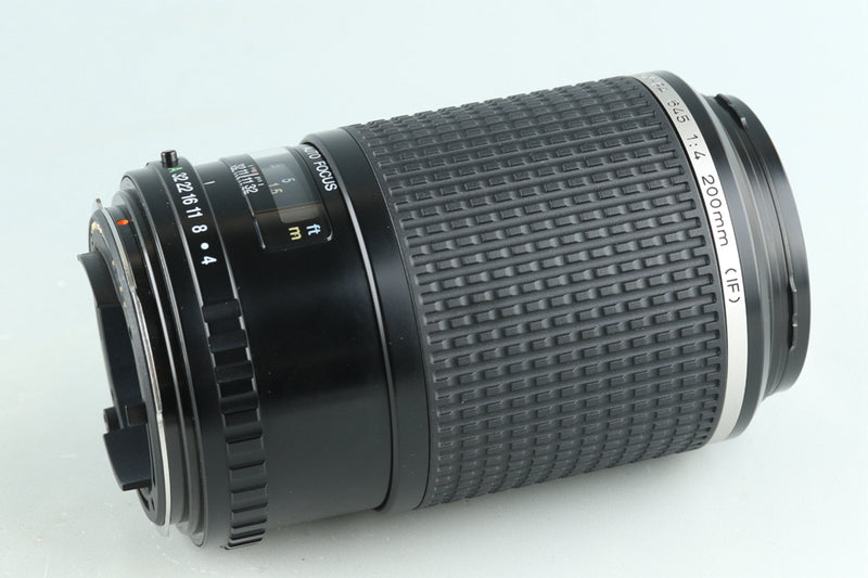 SMC Pentax-FA 645 200mm F/4 IF Lens for Pentax 645 #30013G22