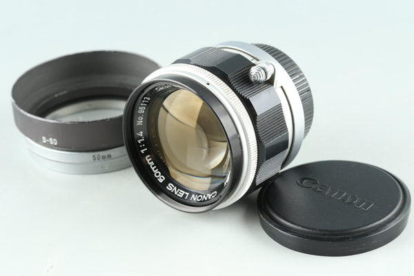 Canon 50mm F/1.4 Lens for Leica L39 #30014E6