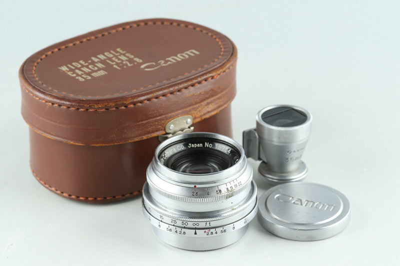 Canon 35mm F/2.8 Lens for Leica L39 #30021E6