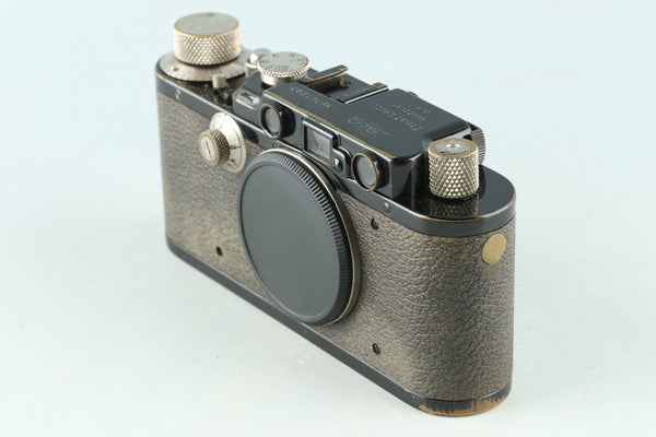Leica Leitz DIII 35mm Rangefinder Film Camera #30040D2