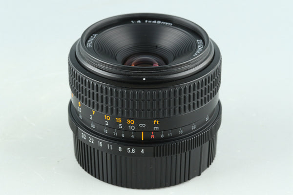 Bronica Zenzanon-RF 45mm F/4 Lens for RF645 #30070C5