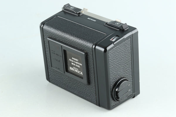 Zenza Bronica ETR Si Film Back Ei 120 With Box #30080L10