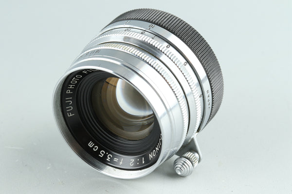 Fuji Fujinon 35mm F/2 Lens for Leica L39 #30090E6