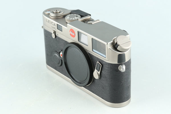 Leica M6 Titanium 35mm Rangefinder Film Camera With Box #30097L1