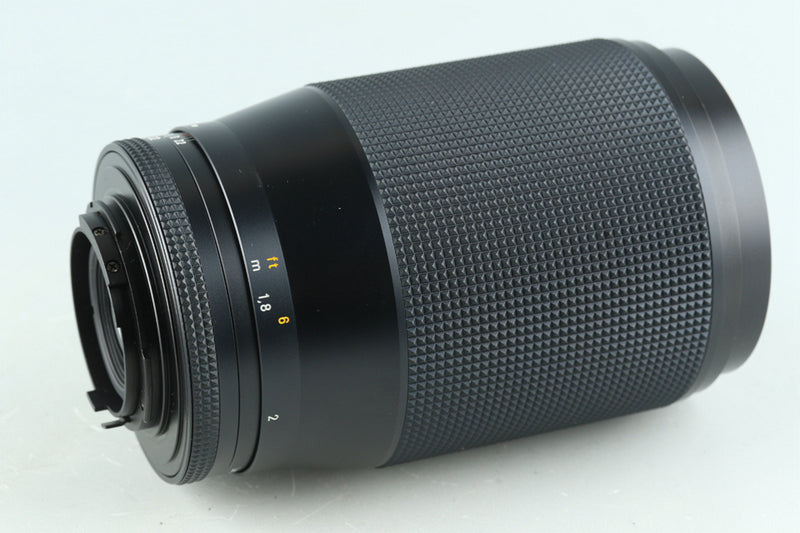 Contax Carl Zeiss Tele-Tessar T* 200mm F/3.5 AEG Lens for CY Mount #30126G32