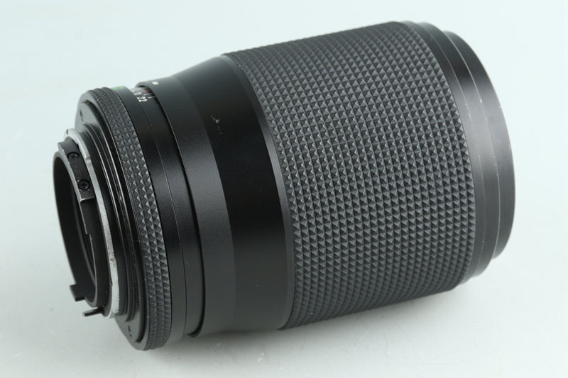 Contax Carl Zeiss Sonnar T* 135mm F/2.8 MMJ Lens for CY Mount #30127G32