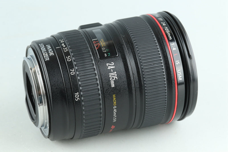 Canon EF 24-105mm F/4 L IS USM Lens #30144G43
