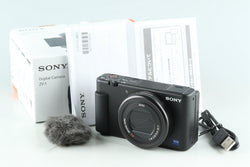 Sony ZV-1 Digital Camera With Box *JP Language Only* #30155L2