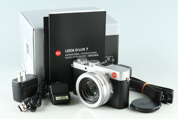 Leica D-LUX 7 Digital Camera With Box #30158L1