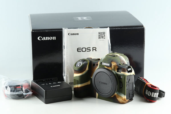 Canon EOS R Mirrorless Digital Camera With Box #30207L4