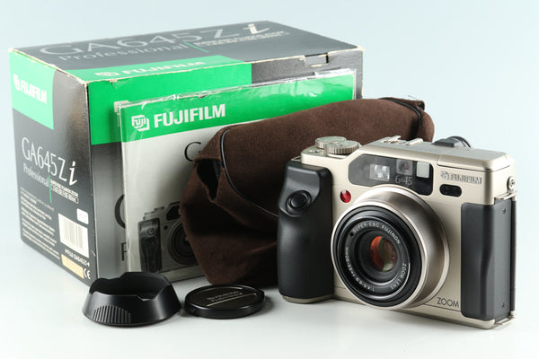 Fujifilm GA645Zi Medium Format Rangefinder Film Camera With Box #30223L6