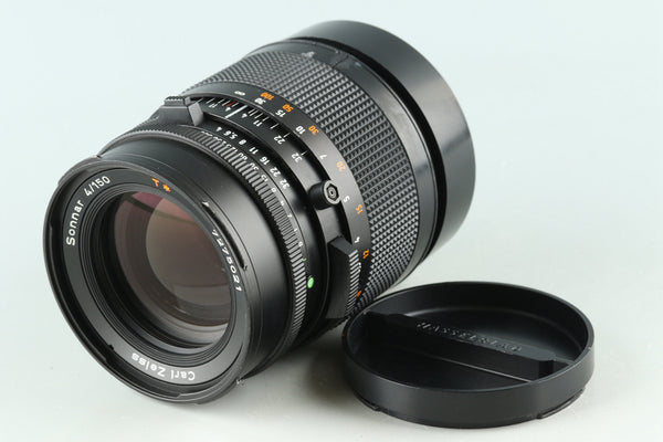 Hasselblad Carl Zeiss Sonnar T* 150mm F/4 CF Lens #30283E5