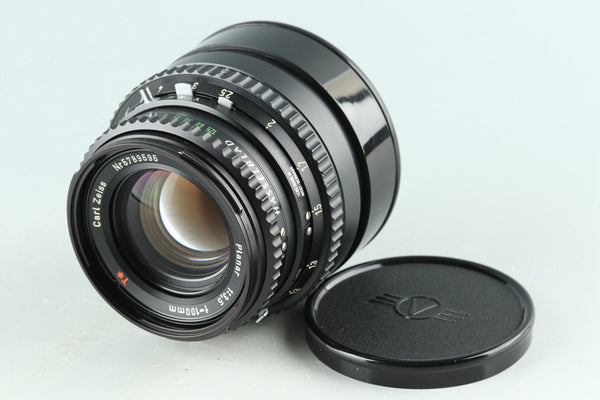Hasselblad Carl Zeiss Planar T* 100mm F/3.5 C Lens #30296E5