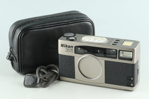 Nikon 35Ti 35mm Point & Shoot Film Camera #30340D4