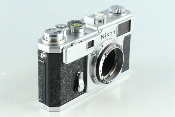 Nikon S3 35mm Rangefinder Film Camera #30344D1