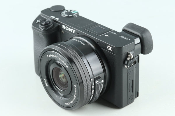 Sony α6300 / a6300 Digital Camera + 16-50mm *JP Language Only* #30345E2